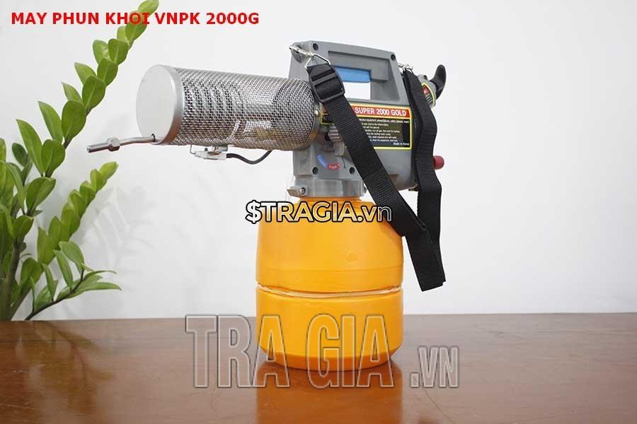 Với hiệu quả phòng trừ côn trùng cao VNPK-2000G hứa hẹn sẽ là sản phẩm được bà con nông dân tin tưởng