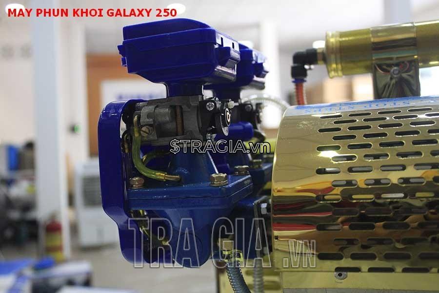 Động cơ của máy phun khói Galaxy 250