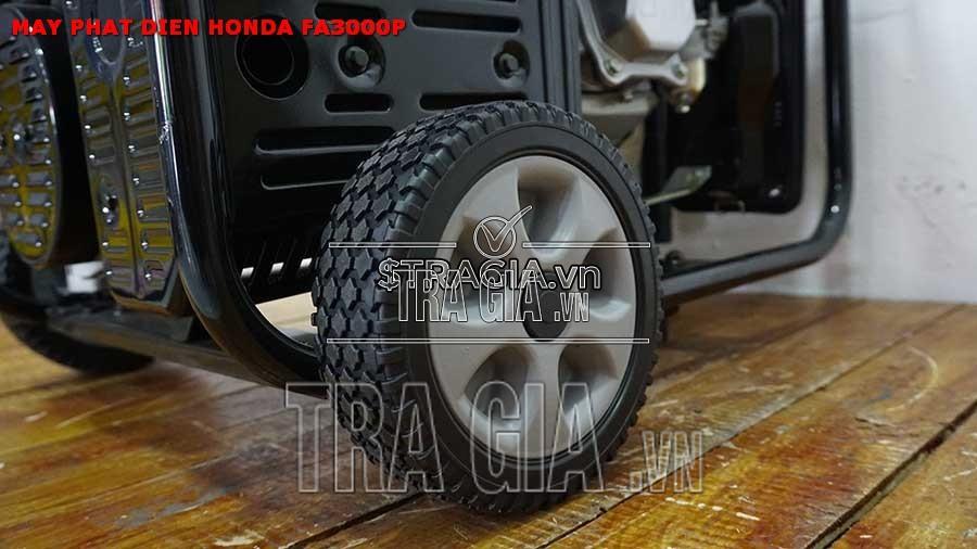 Máy phát điện HONDA FA3000P dễ dàng di chuyển