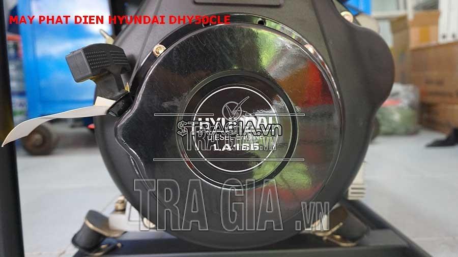 Máy phát điện chạy dầu DHY50CLE chính hãng