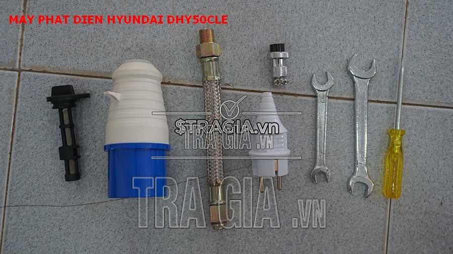 Phụ kiện máy phát điện chạy dầu DHY50CLE