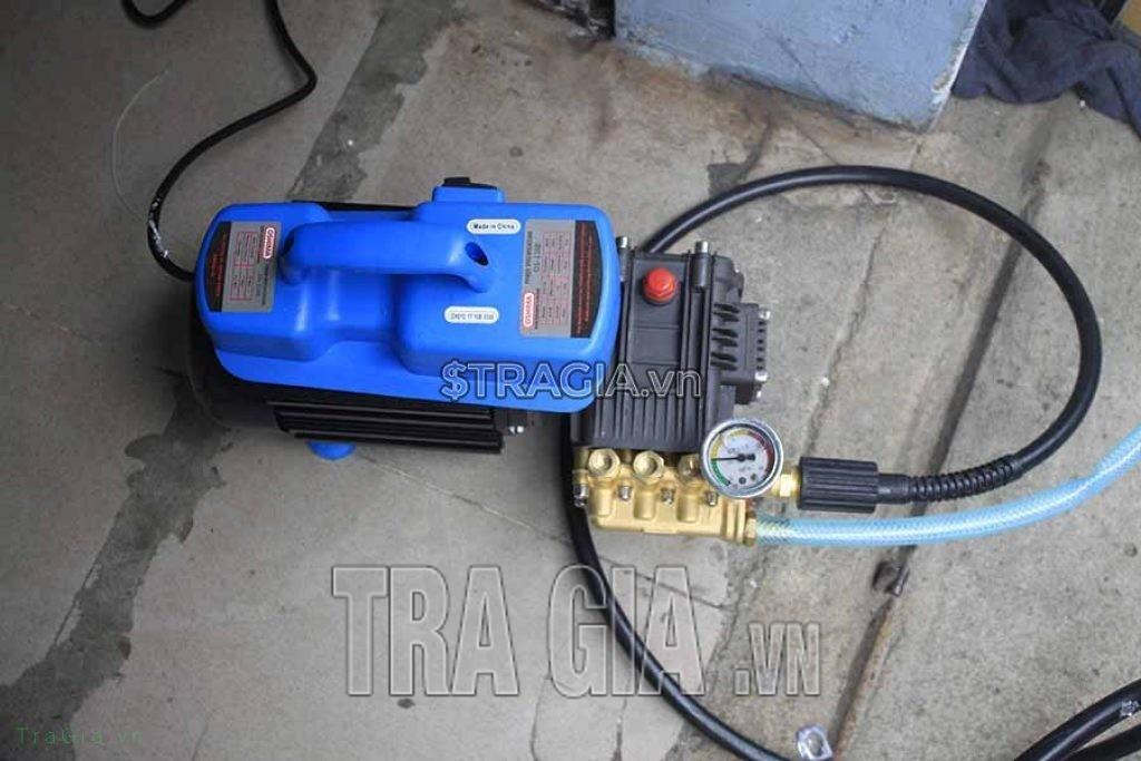Công tắc và đồng hồ máy rửa xe OS-1100A