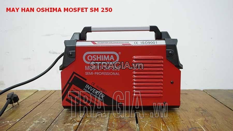 Máy hàn Oshima MOSFET SM 250