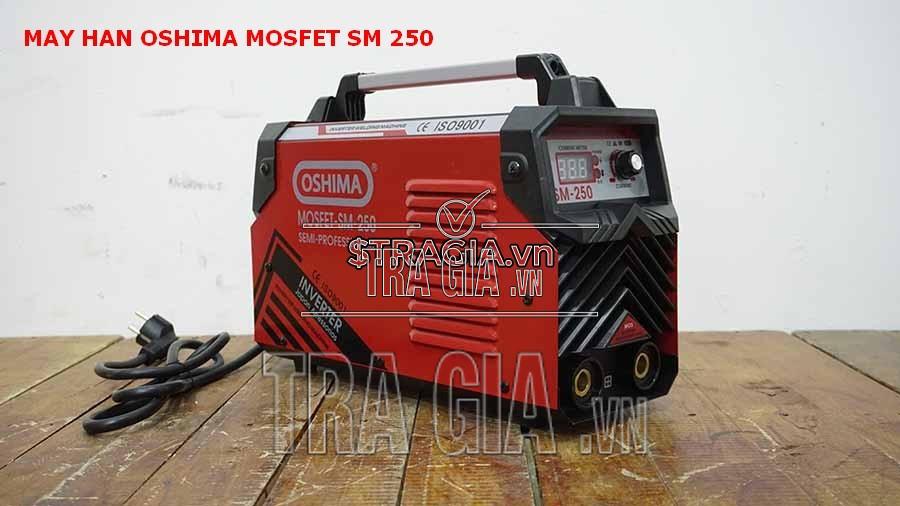 Máy hàn điện tử Oshima MOSFET tiết kiệm điện năng
