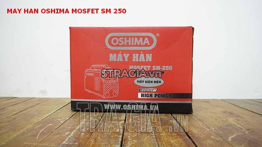Thùng đựng sản phẩm máy hàn que Mosfet SM-250
