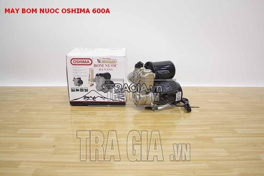 Thùng đựng của máy bơm Oshima 600A