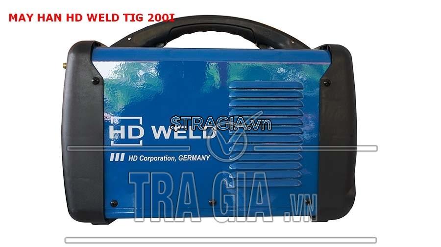 Máy hàn HD Weld TIG 200i