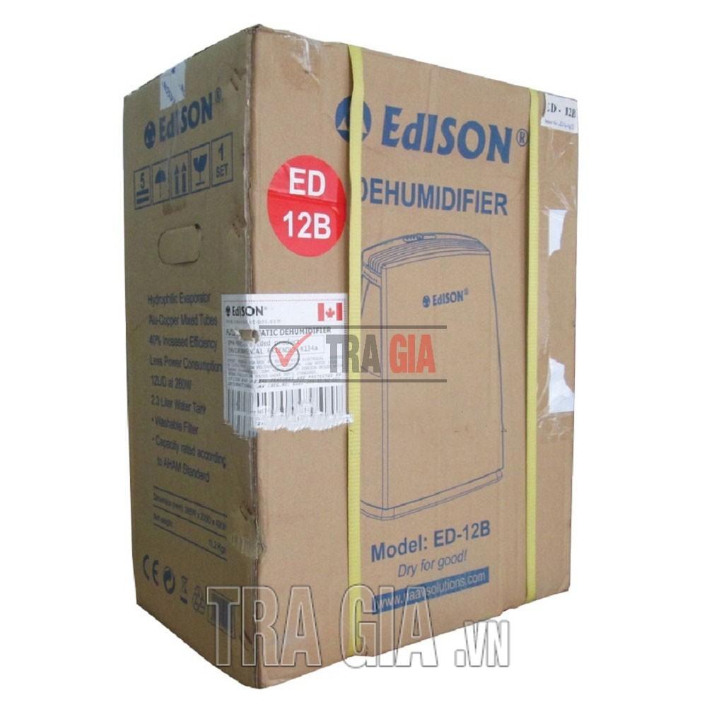 Thùng máy hút ẩm Edison ED 12B
