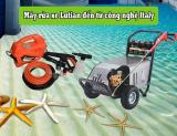 Máy rửa xe cao áp Lutian thương hiệu nổi tiếng trên thị trường
