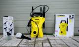 Máy rửa xe gia đình Karcher thương hiệu nổi tiếng của Đức